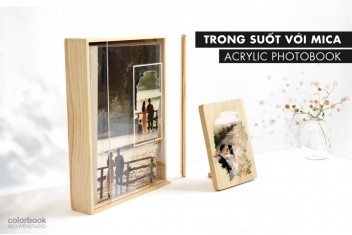 Collection Trong Suốt Với Mica
