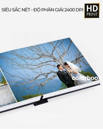 Photobook Cao Cấp Siêu Sắc Nét